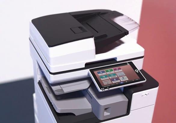 Serviços Comércio de Impressoras,Copyvis