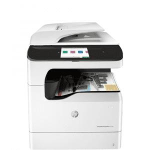 Multifunções HP MFP P77740dn PW MANAGED COLOR-1,Copyvis