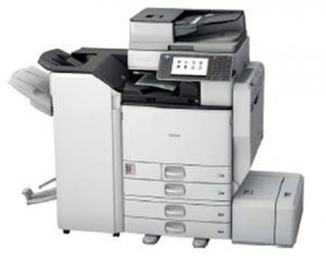 Multifunções Ricoh Aficio MP C3002/MP C3502,Copyvis