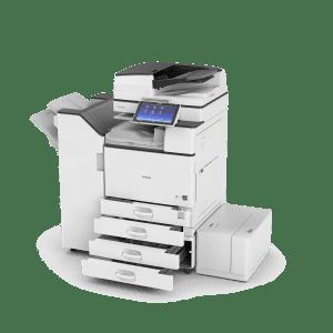 Multifunções Ricoh MP 3555(A)SP,Copyvis