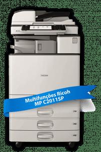 Multifunções Ricoh MP C2011SP