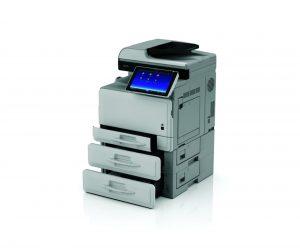 Multifunções Ricoh MP C307/MP C307SPF/MP C407SPF,Copyvis
