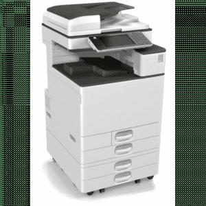 Multifunções Ricoh MP C2011,copyvis