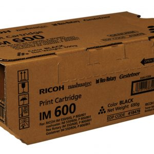 Toner Preto Ricoh IM 550F-IM 600,Copyvis