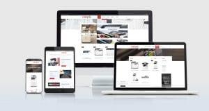 Apresentação website Copyvis